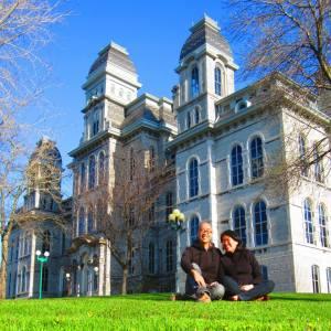 Marvin and Yasmin (Syracuse)