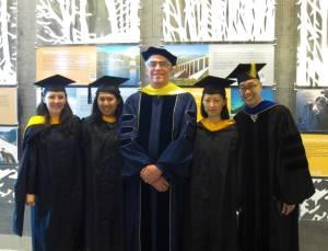 SUNY-ESF Graduation Marvin Montefrio